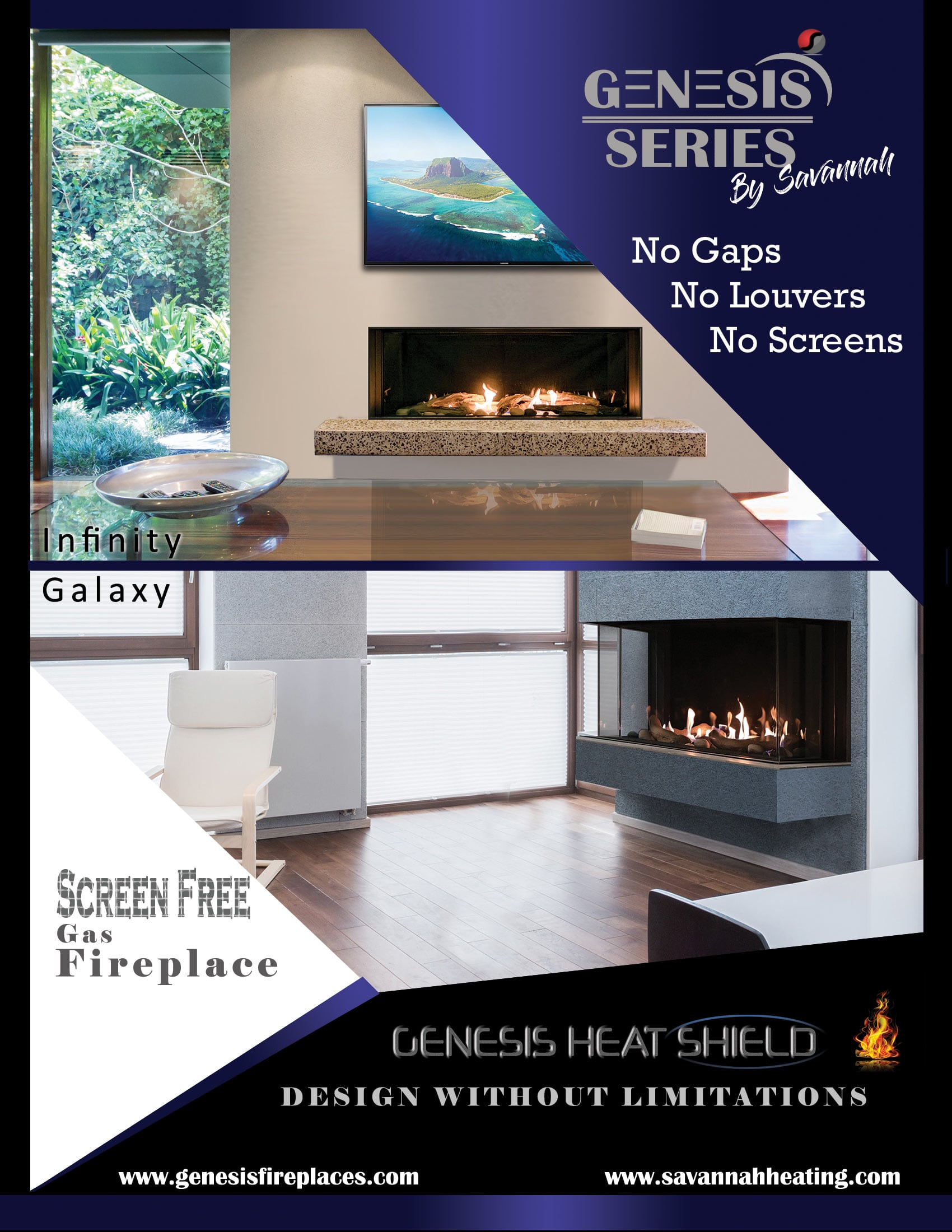 Genesis Brochure by Savannah Heating